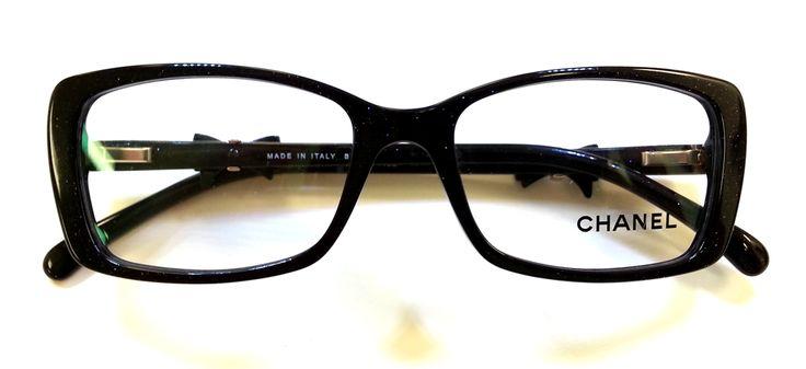 One word ... #Chanel ... #eyeglases #eyewear #glasses