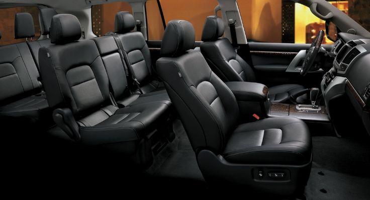 Land Cruiser 200 Full Spec Diesel Interior 4