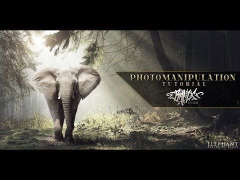 tutoriels photoshop francais - YouTube
