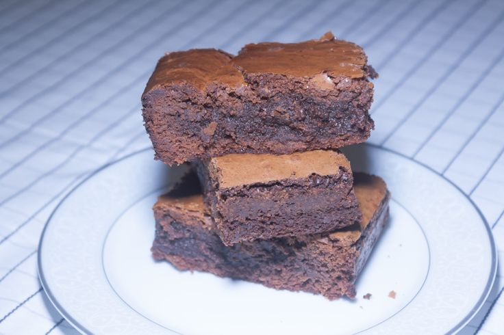Brownies al cioccolato - chocolate brownies