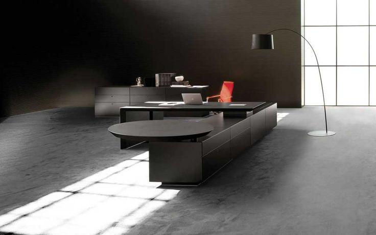 Modern Executive Office Furniture Trends :