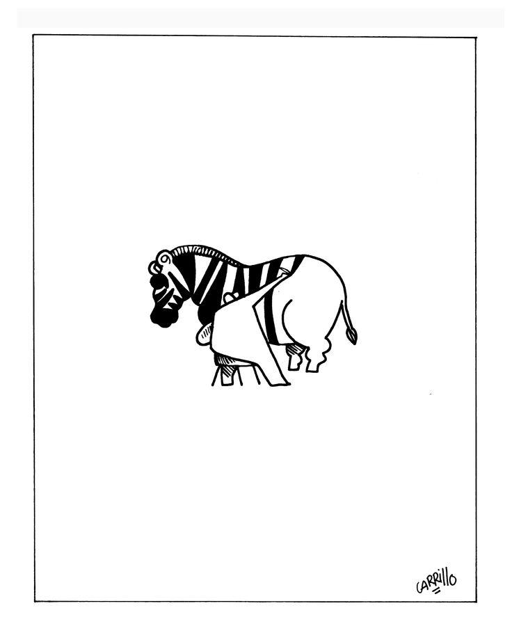Humor Grafico de Carrillo