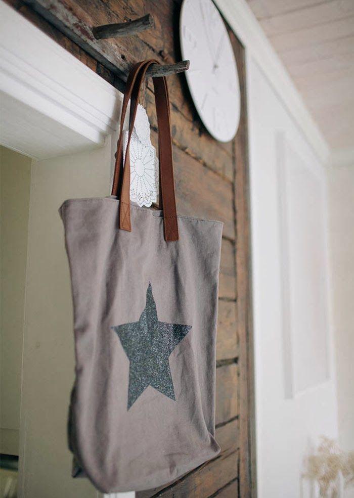 Star shopping bag