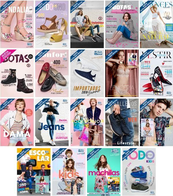 Nuevo Price Shoes Catalogos 2019 Primavera Verano De Calzado Y Ropa Catalogo Price Shoes Catalogos Virtuales Catalogo