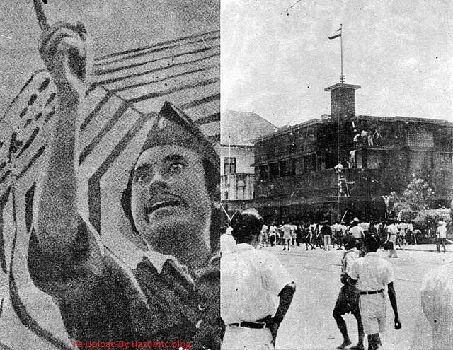 """Peringatan Hari Pahlawan Tahun 2012 yang mengangkat tema dengan """"Semangat Kepahlawanan Untuk Indonesia Sejahtera"""", bahwa Upacara Peringatan Hari Pahlawan tanggal 10 November 2012 akan diselenggarakan tingkat nasional akan dipusatkan di Taman Makam Pahlawan Nasional Utama Ka"""