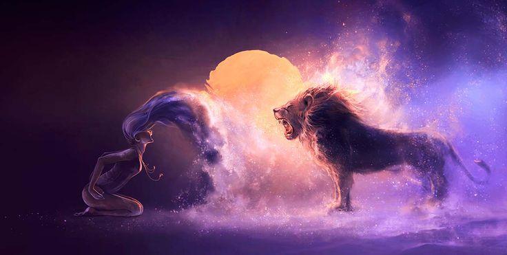 Картинки по запросу женщина водолей мужчина лев