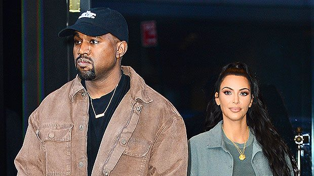 Kanye West Makes Kim Kardashian Giggle As He Goofs Around Dances With Daughter North 7 Watch In 2020 Hollywood Life Kanye West And Kim Kanye West