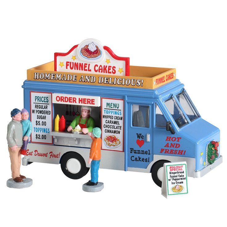 funnel cake queen food truck