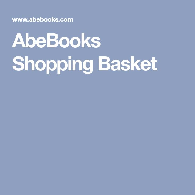 20 best book wishlist images on pinterest books class books and abebooks shopping basket fandeluxe Choice Image