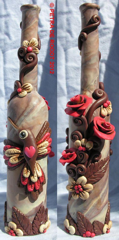 Chocolate Bottle by spaceship505.deviantart.com on @DeviantArt