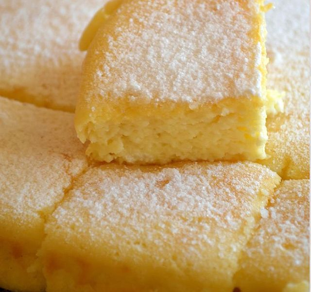 5 perces túrós sütemény (2,5 dl, 23x28 cm) #cottagecheese #sourcream #dessert