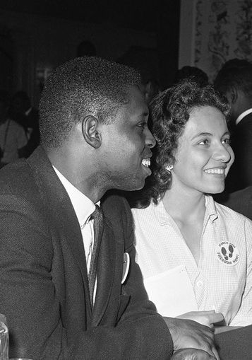Diane Nash was a founding member of the Student Nonviolent Coordinating Committee in 1960. Nash was also one of the organizers who brought MLK, Jr. to Montogomery, Alabama to support the Riders.