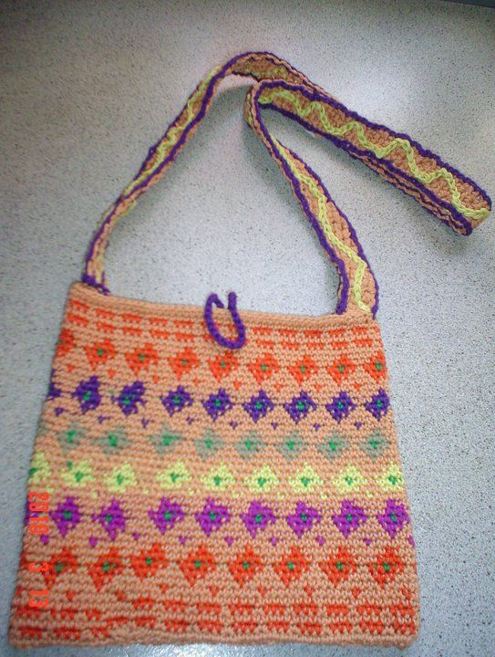 Taperstry Crochet