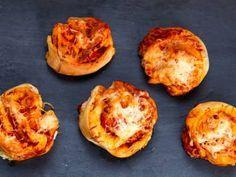 Cheesy Pizza Roll Bites