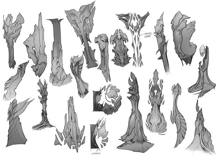 Darksiders concept art by Paul Richards (14)