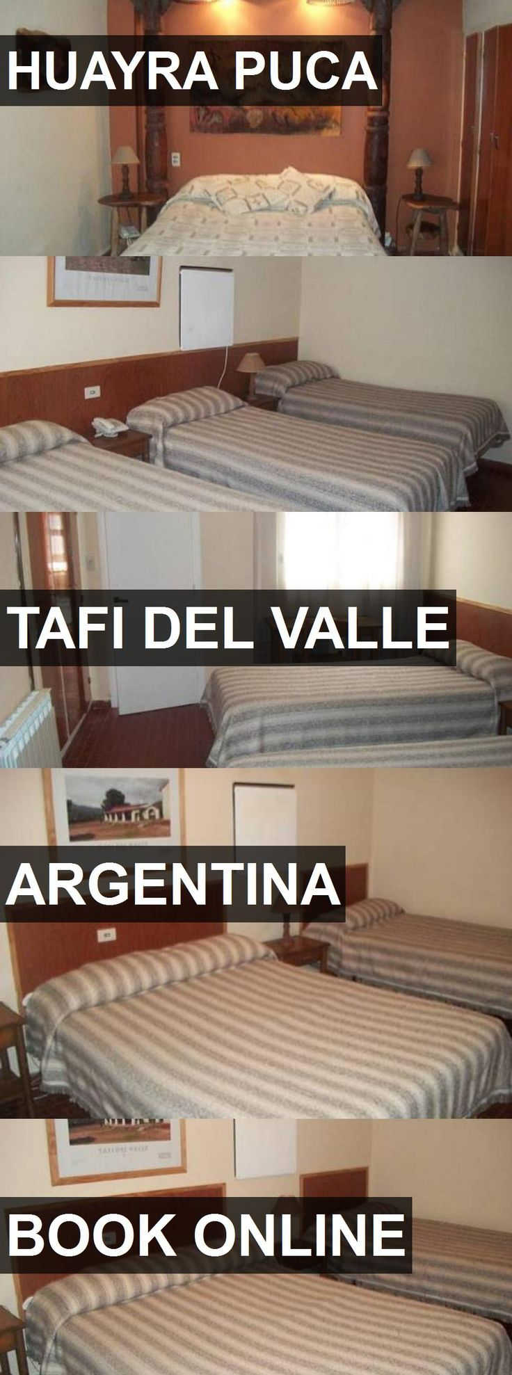 Hotel HUAYRA PUCA in Tafi del Valle, Argentina. For more information, photos, reviews and best prices please follow the link. #Argentina #TafidelValle #travel #vacation #hotel