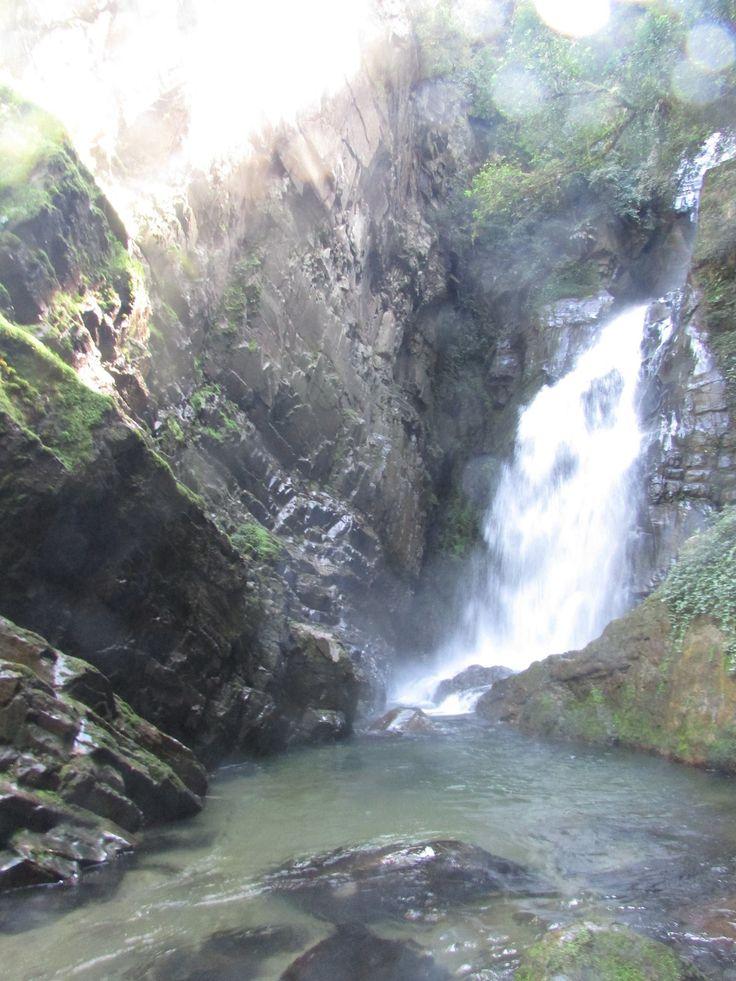 Cachoeira do Beija flor - PETAR - SP