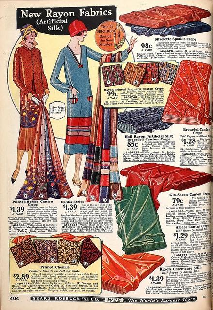 1920s vintage fabric patterns sears 1920s vintage