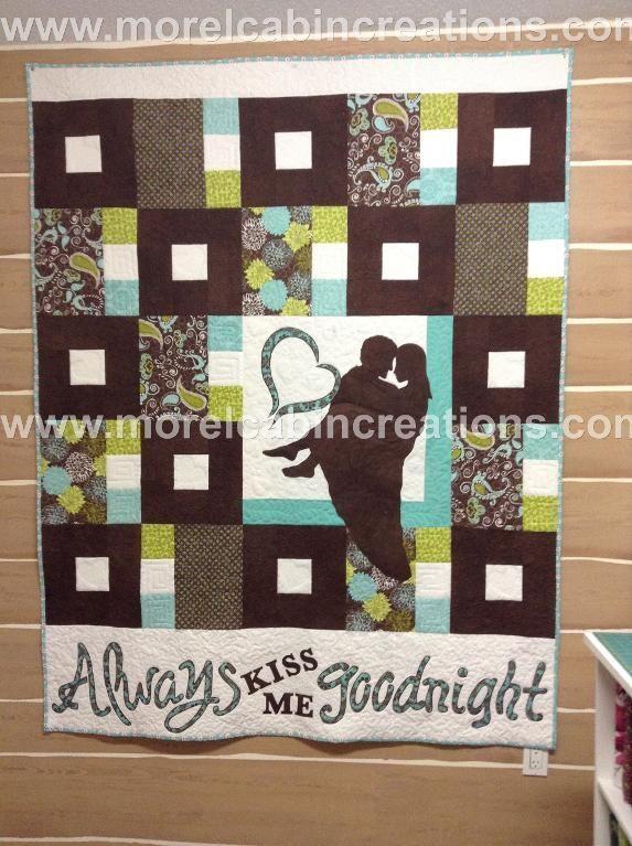 Quilt Patterns For A Wedding Gift : 25+ basta Wedding quilts ideerna pa Pinterest Lapptacksmonster, Lapptacken och Sy lapptacken