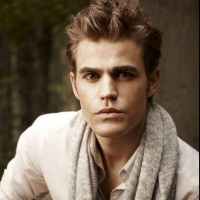 Stefan from vampire diaries  Hot