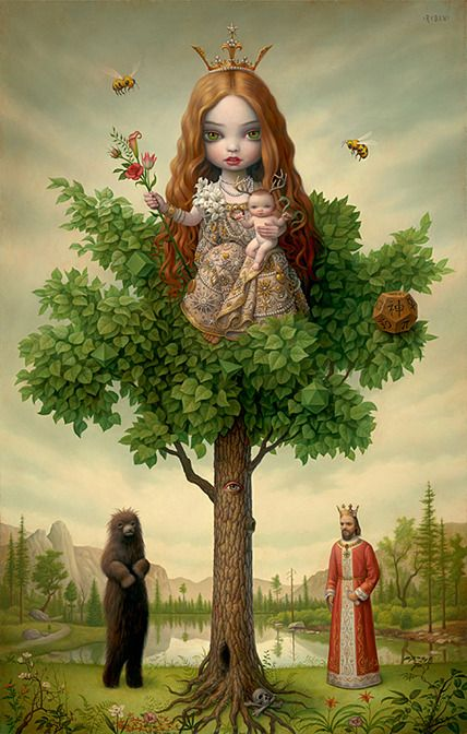 Tree of Life by Mark Ryden