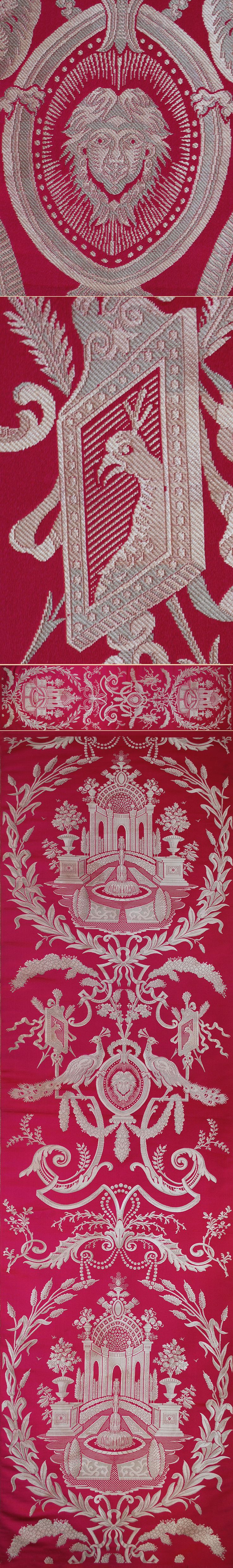 French Textiles - TextileAsArt.com Fine Antique Textiles and Antique Textile Information