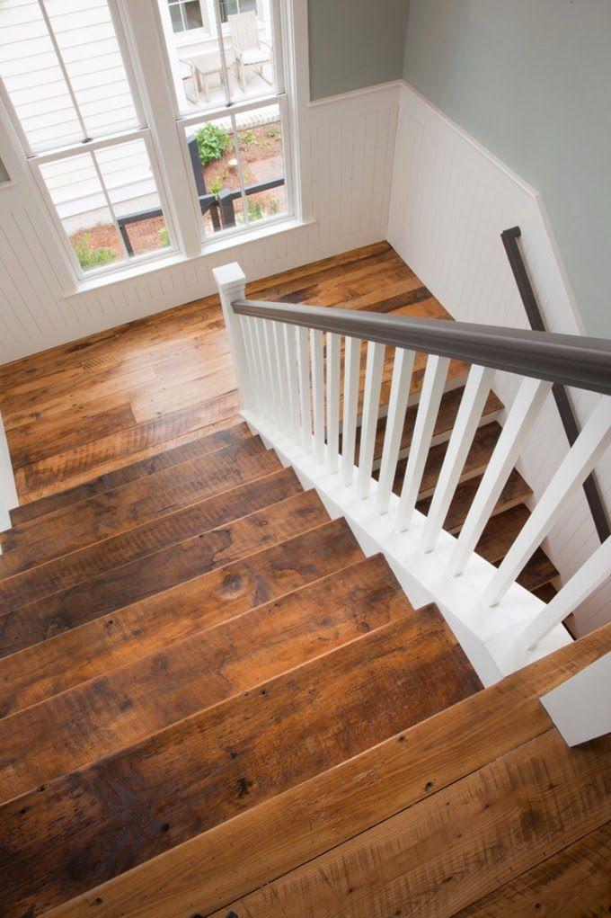 1000 Ideas About Reclaimed Hardwood Flooring On Pinterest