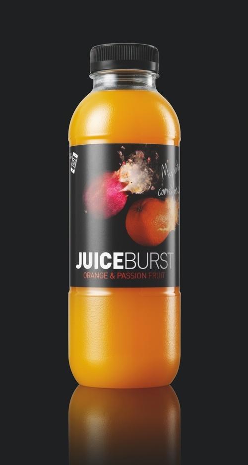 JuiceBurst Orange & Passionfruit