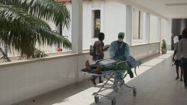 Vignette - Shalina and The Josina Machel Hospital. Access to affordable medicine has always been a challenge in Angola. Shalina Healthcare helps address this need, supplying WHO approved medicines to Luanda's Josina Machel Hospital.