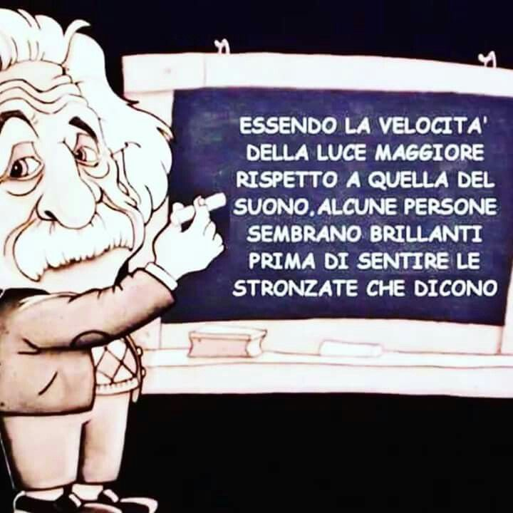 di Einstein...Solo 1...