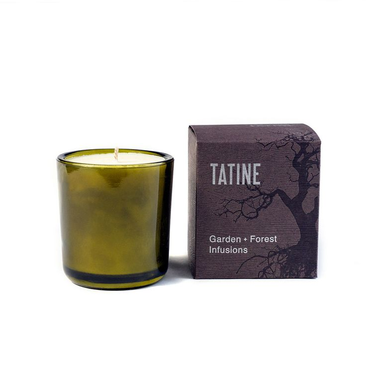 Woodsmoke. Shop now at The Candle Library. Tatine Candles are handmade in Chicago using a soy wax blend.