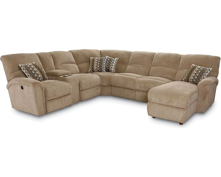 Grand Torino Sectional | Sectionals | Lane Furniture
