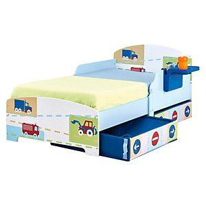 Kinderbett Auto, 70 x 140 cm