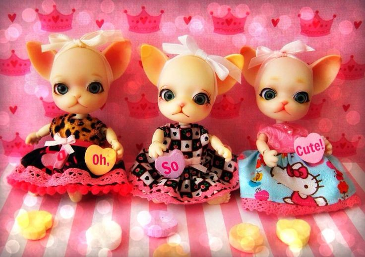 Sweet As Candy, Pang Ju Tiny BJD