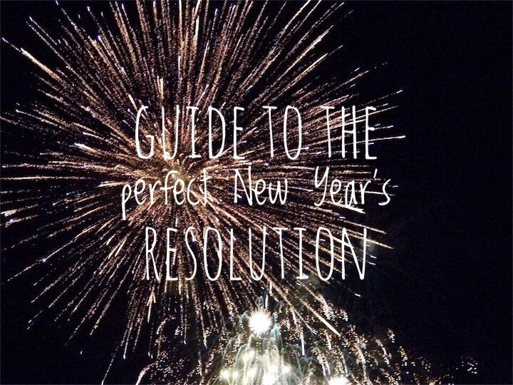It's not too late for a New Year's Resolution!