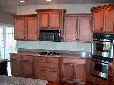 Best 17 Best Images About Staining Kitchen Cabinets On 400 x 300