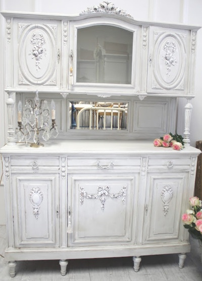 25 best ideas about armadio shabby chic su pinterest. Black Bedroom Furniture Sets. Home Design Ideas
