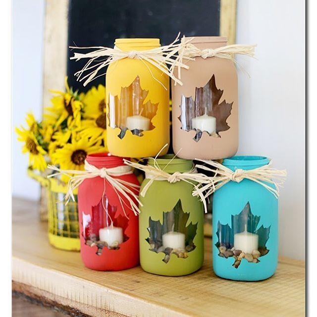 202 best Mason Jar Ideas images on Pinterest   Crafts, Mason jar ...