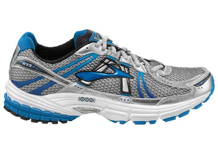 Brooks Adrenaline GTS 12  - my running shoes.