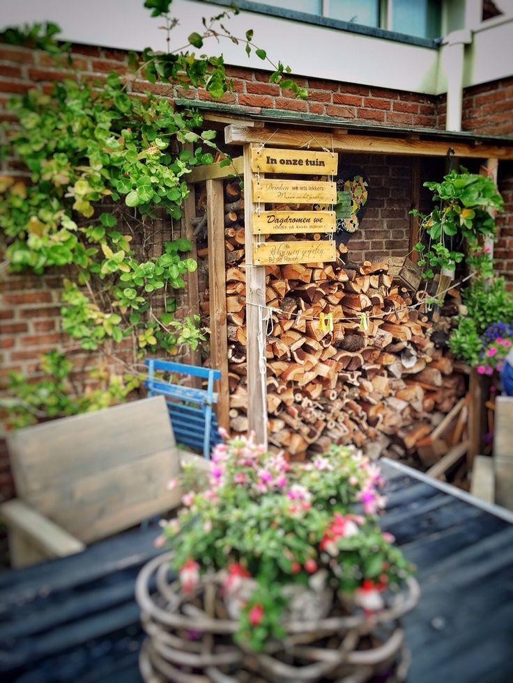 17 beste idee n over pallet decoraties op pinterest pallet knutselen pallet ideas en houtwerkjes - Decoratie van een terras ...