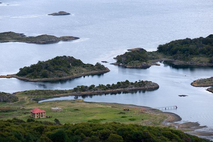 Bahía de Wulaia, donde revivir la historia de Jemmy Button
