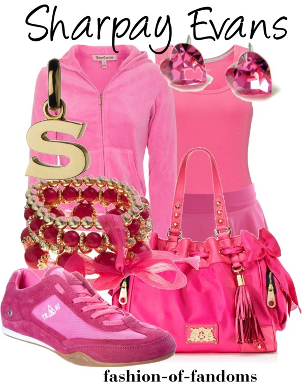 Sharpay Evans By Fofandoms Liked On Polyvore