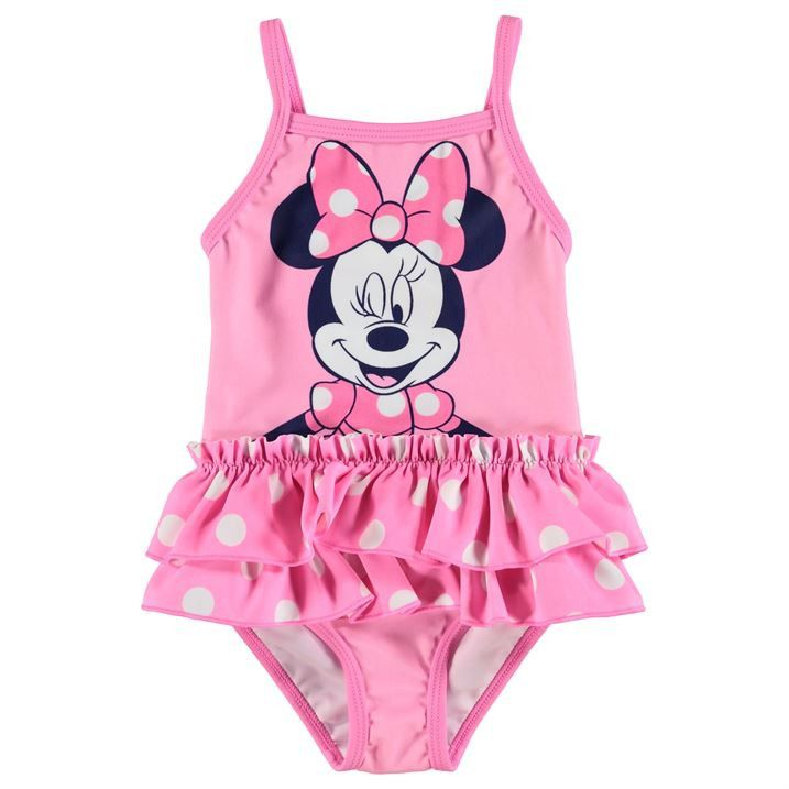 Disney Baby Minnie Mouse Swimsuit - Novelty-Characters - 1