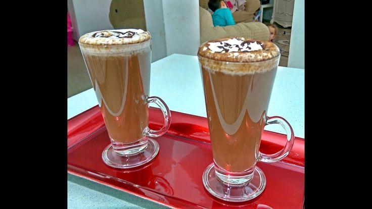 الشوكولاتة الساخنة بطعم ألذ و أرخص من التي تقدم في المطاعم الكبرى