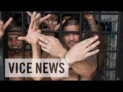 Inside El Salvador's Jails (Excerpt from 'Gangs of El Salvador') - YouTube