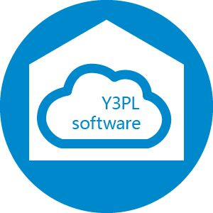 Y3PL is a cloud based warehouse management system designed for 3PL fulfillment warehouses and private warehouses.