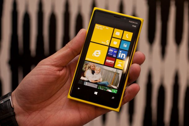 iPhone announcement gives Nokia a bunch of free press as the #Lumia 920 specs still impress.