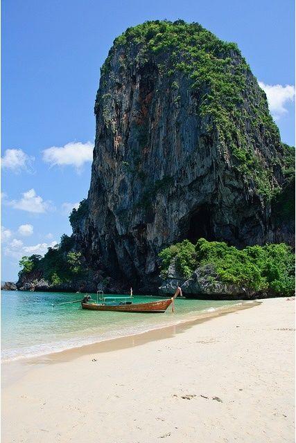 Beach ,Thailand (photo: Mark Fischer) - The 12 most beautiful beaches ...