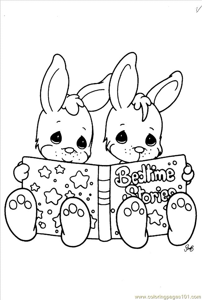 precious moments birthday coloring page bing images