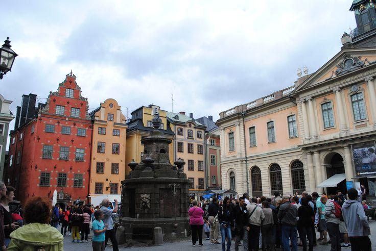 Fotografía: Amparo Vinuesa- Estocolmo